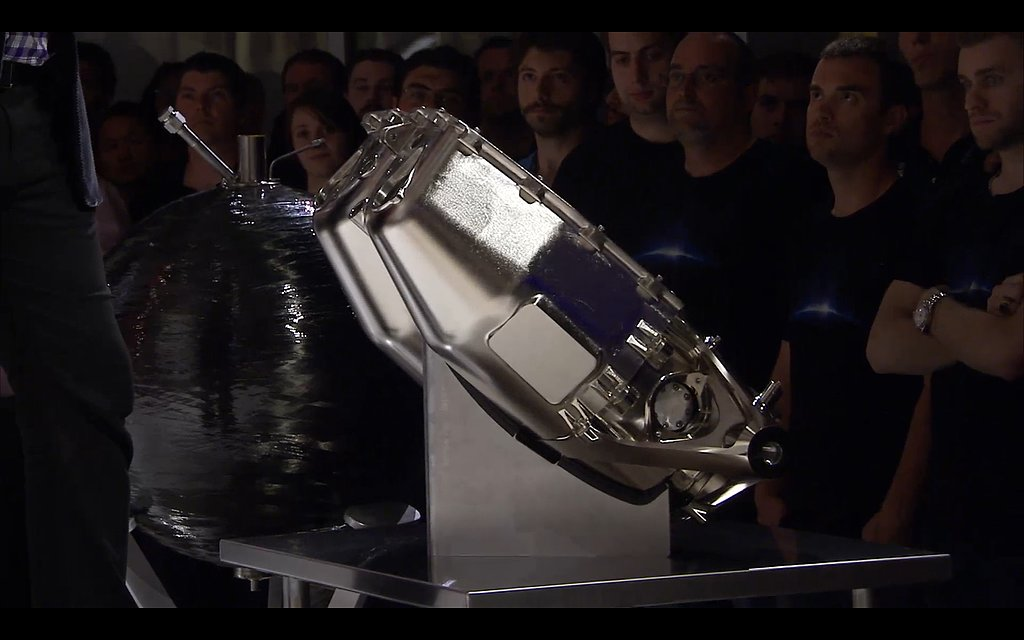 The First Fully 3D-Printed Engine