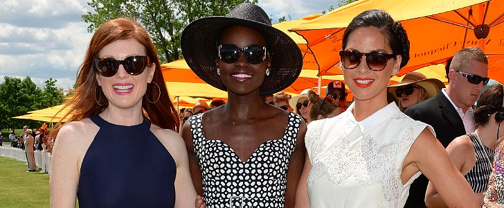 Hollywood Ladies Bring a High Dose of Glamour to the Polo Classic