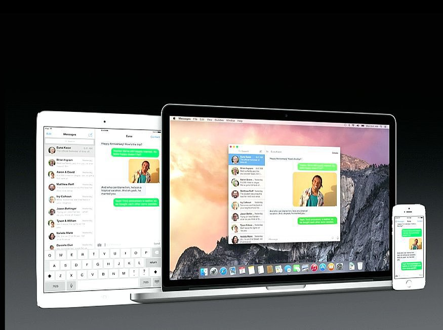 Your Mac Is Now a Phone, Too