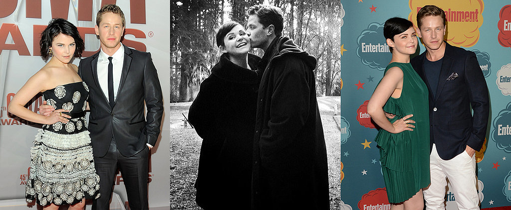 Relive Ginnifer and Josh's Real-Life Fairy-Tale Romance