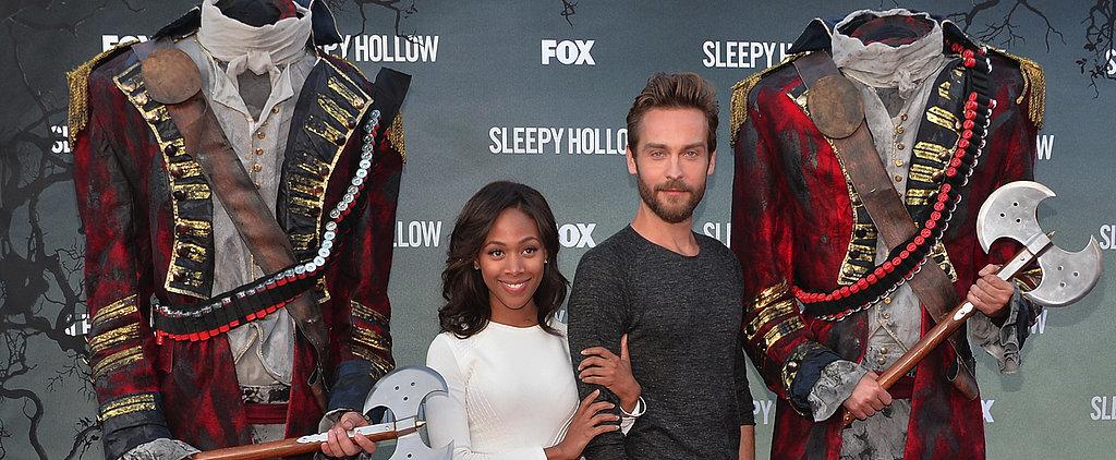 Will Ichabod & Abbie Hook Up in Sleepy Hollow Season 2?!