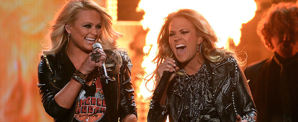 Miranda, Carrie, & Taylor — Why Women Rule the CMT Awards!