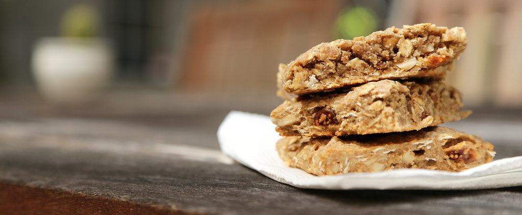 Cashew-Fig Bars For the Great Outdoors