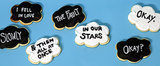 Eat Your Feelings With Cloud Cookies Based on The Fault in Our Stars