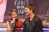 Ansel Elgort and Shailene Woodley Are Besties, and We Have Proof
