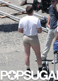 Who Wears Short Shorts? Bradley Cooper Wears Short Shorts!