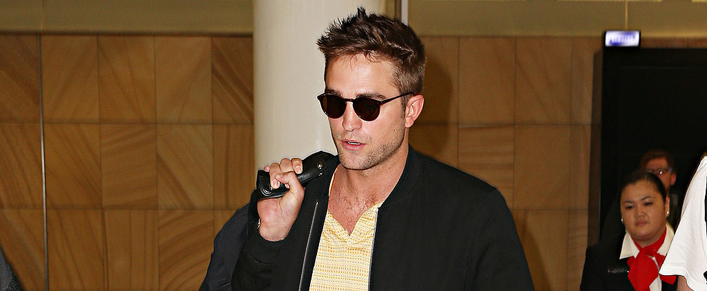 Robert Pattinson, Australia Has Missed You!