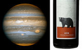 Jupiter and Cabernet Sauvignon