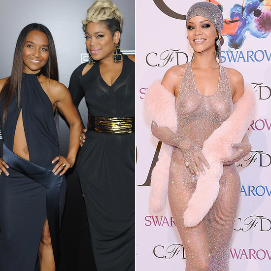 TLC On Sunrise Video Interview; TLC And Rihanna Twitter Feud