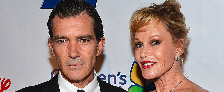 Melanie Griffith Is Divorcing Antonio Banderas