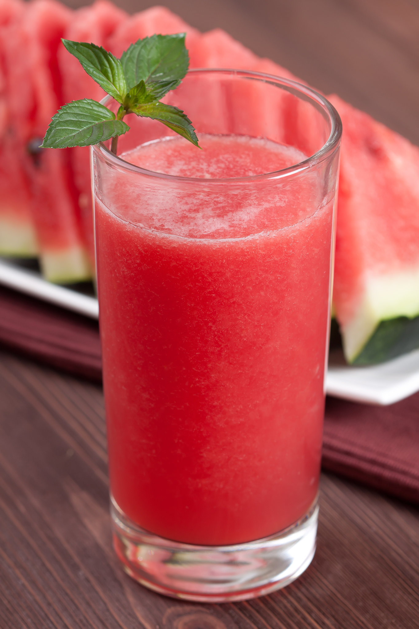 Watermelon Juice | What a Watermelon! 13 Recipes That Highlight the ...