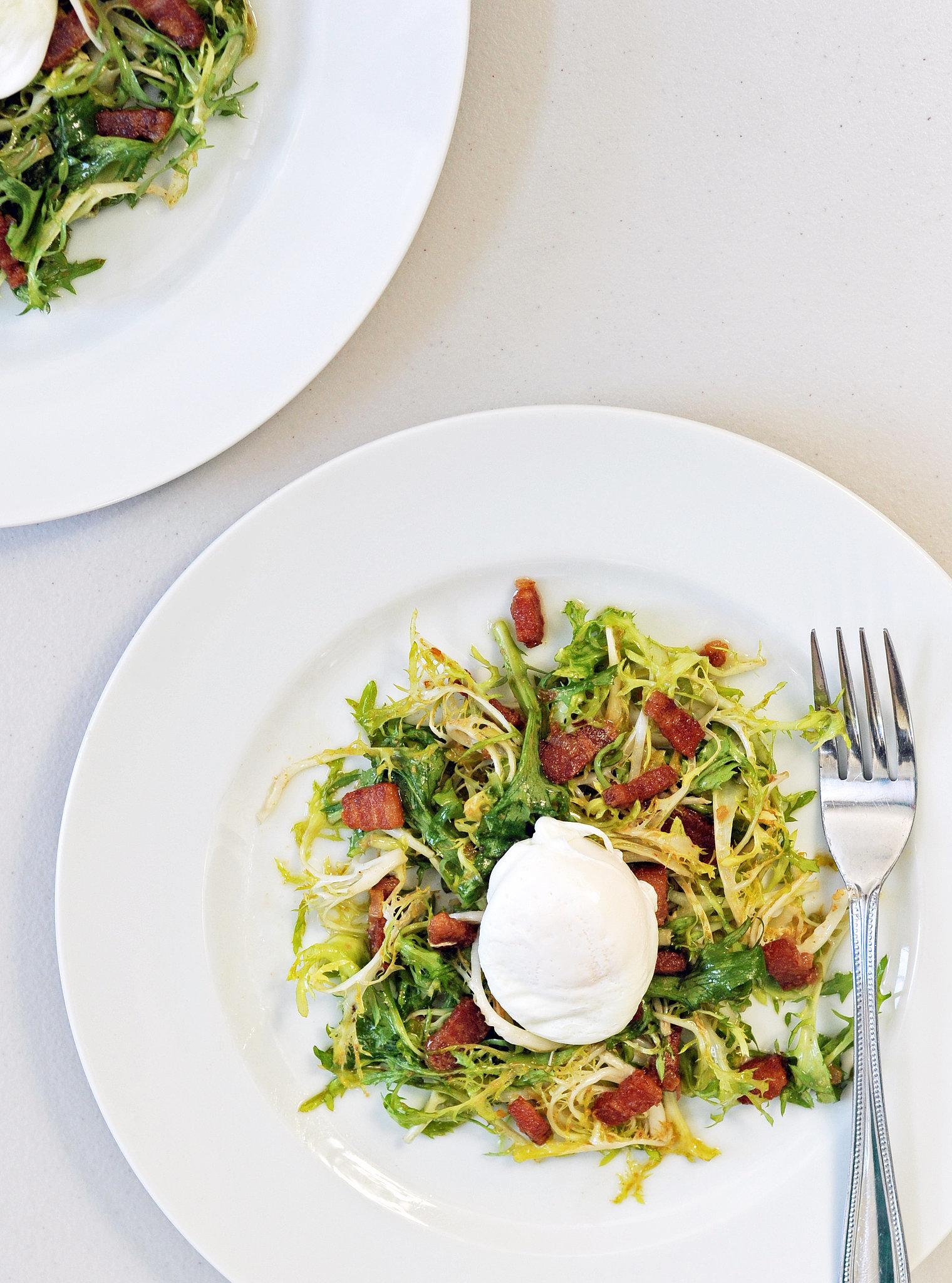 Egg and Bacon Salad Recipe | POPSUGAR Food