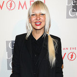Sia Furler Is Engaged To Erik Anders Lang
