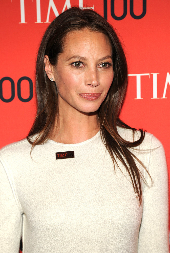 Christy Turlington Burns, 45
