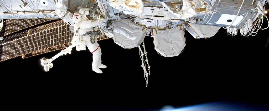 You Won't Be Able to Stop Watching the First Vine From Space