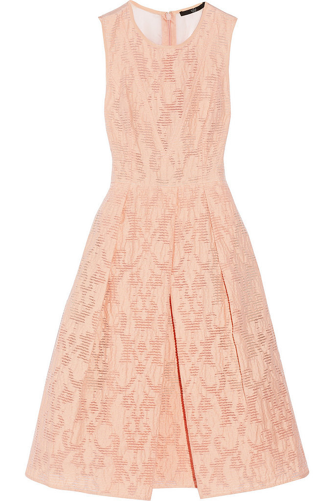 Tibi Jacquard Dress