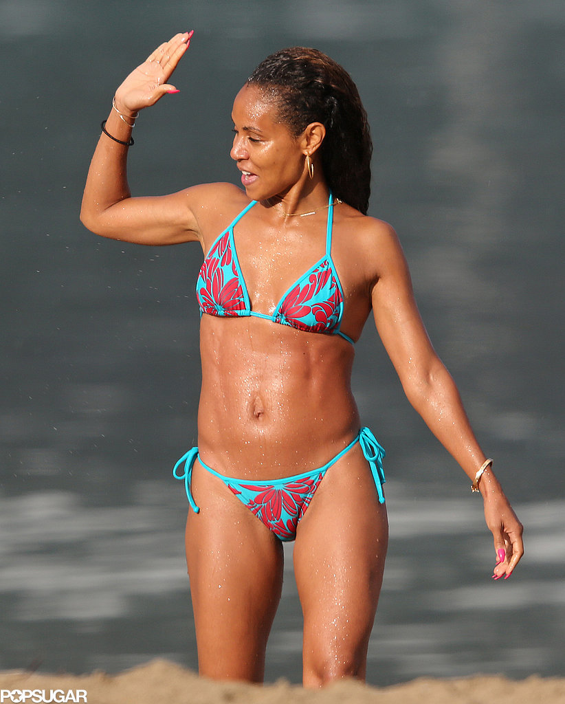 Will and Jada Show Their Hot Bodies and Even Hotter PDA in Hawaii