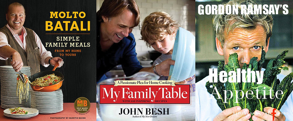 10 Family Cookbooks For Dads, by Dads