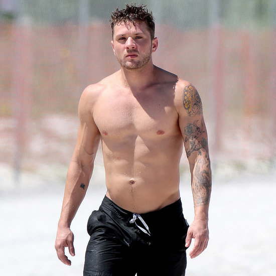 Ryan Phillippe Shirtless in Miami 2014 | Pictures Ryan Phillippe