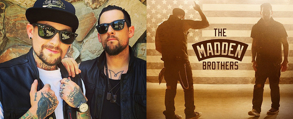 Benji and Joel Madden Sound Totally Different — and So Good