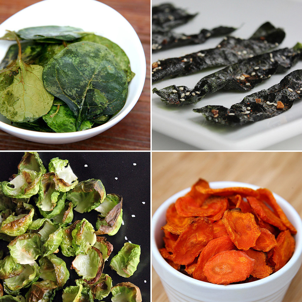 11 Chip Recipes That Cut Calories — Not Crunch!