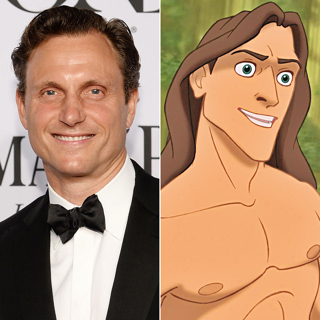 Tony Goldwyn: Tarzan in Tarzan