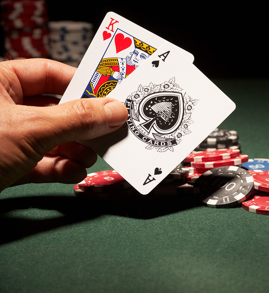 Play Blackjack in Vegas
