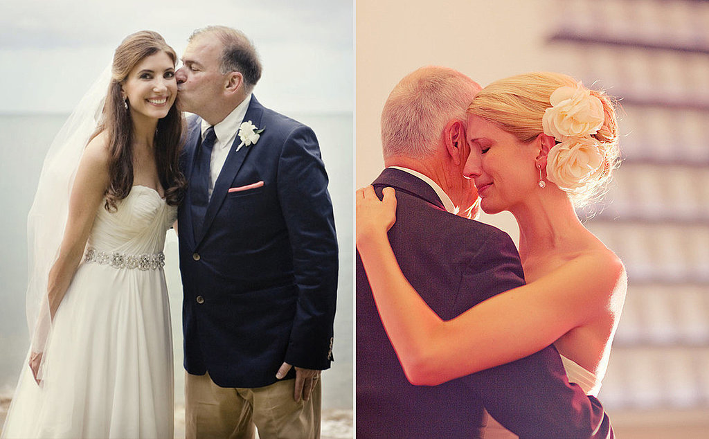 Tear-Inducing Father/Daughter Wedding Moments