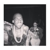 """#YASSSSSS just rocked Bonnaroo,"" Kim wrote in the caption.  Source: Instagram user kimkardashian"