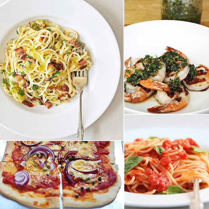 5 Fast and Easy Italian Dinners