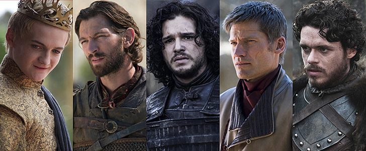 Ranking the 22 Hottest Guys on Game of Thrones