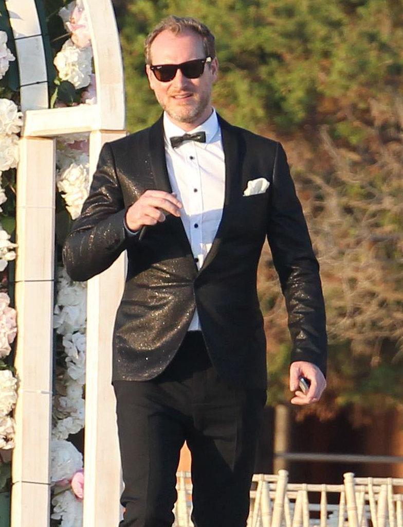 Eve Marries Maximillion Cooper in a Beachside Ibiza Wedding