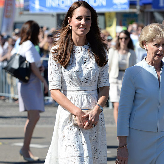 Buy Kate Middleton's White Lace Zimmermann Dress