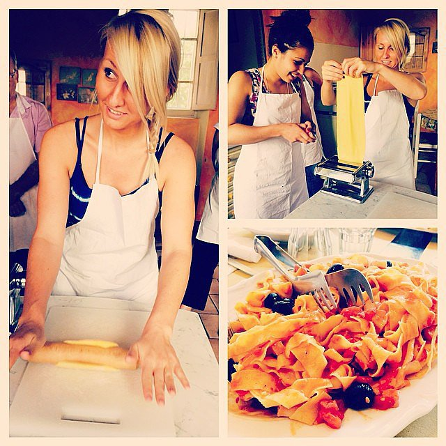 Learn How to Make Pasta From Scratch in Tuscany