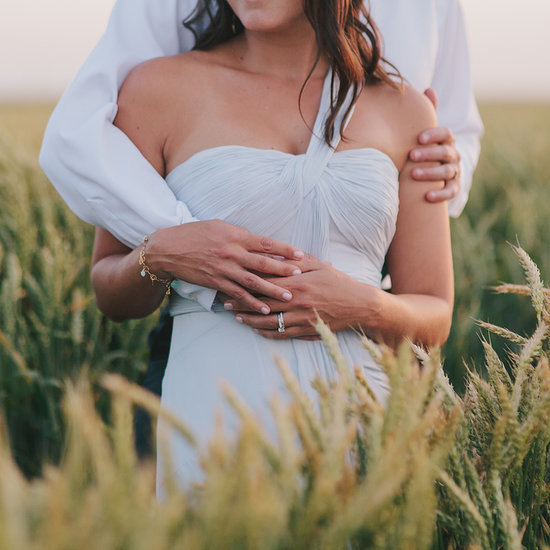 Central Valley California Farm Wedding