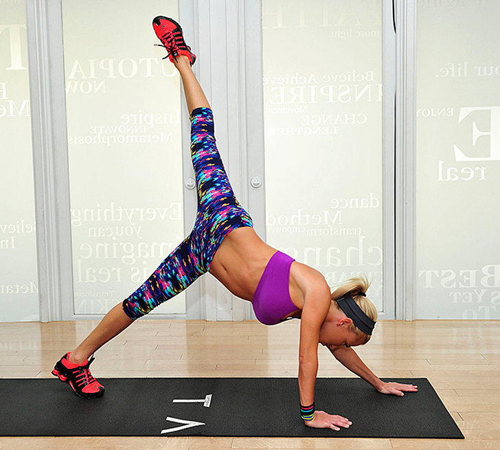 Sculpt Dancer's Legs Like Julianne Hough With These 4 Moves
