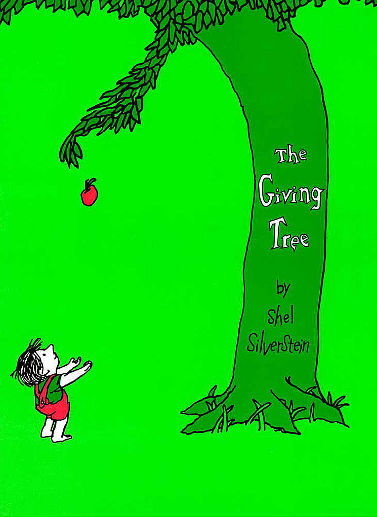 The Giving Tree Is the Greatest Children's Book of All Time!