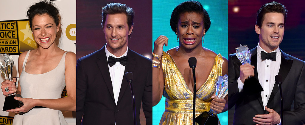 All the Stars, Smiles, and Wins From the Critics' Choice TV Awards