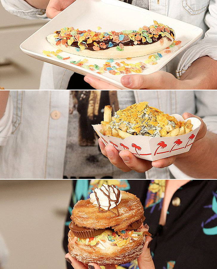 Gawk at These Crazy-Fun Food-Trend Mashups