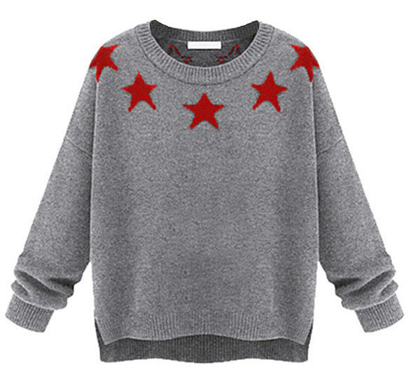 ChicNova Star Sweater