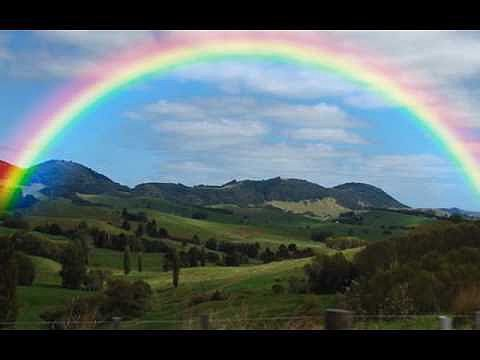 """Somewhere Over the Rainbow"" by Israel Kamakawiwo'Ole"