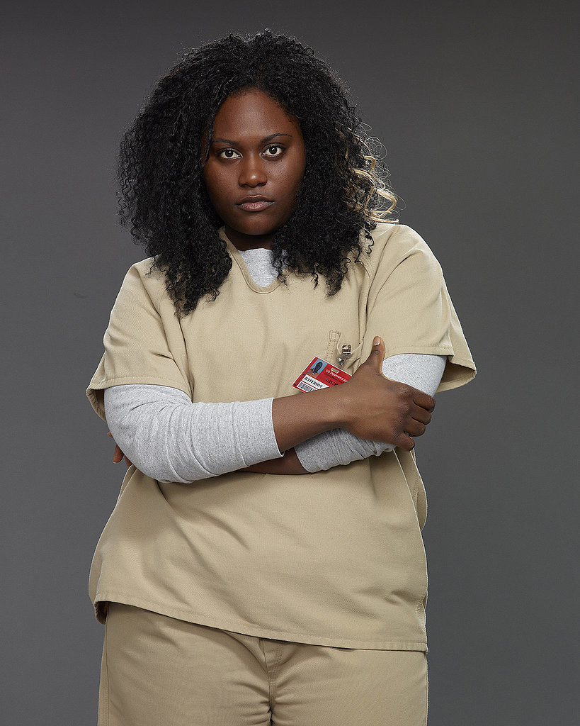"Danielle Brooks as Tasha ""Taystee"" Jefferson"