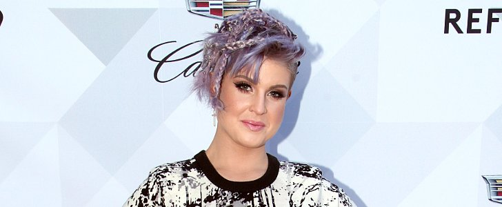Safety Pins and Plaits? Kelly Osbourne Takes Punk to the Max