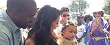 Kim and Kanye Celebrate North's First Birthday With a Big Bash!