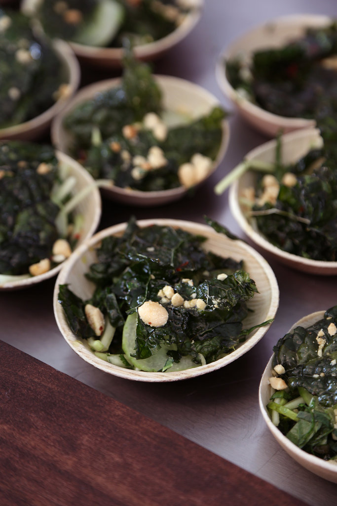 Crisp Kale Salad