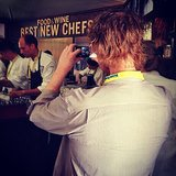 Grant Achatz Captured the Moment