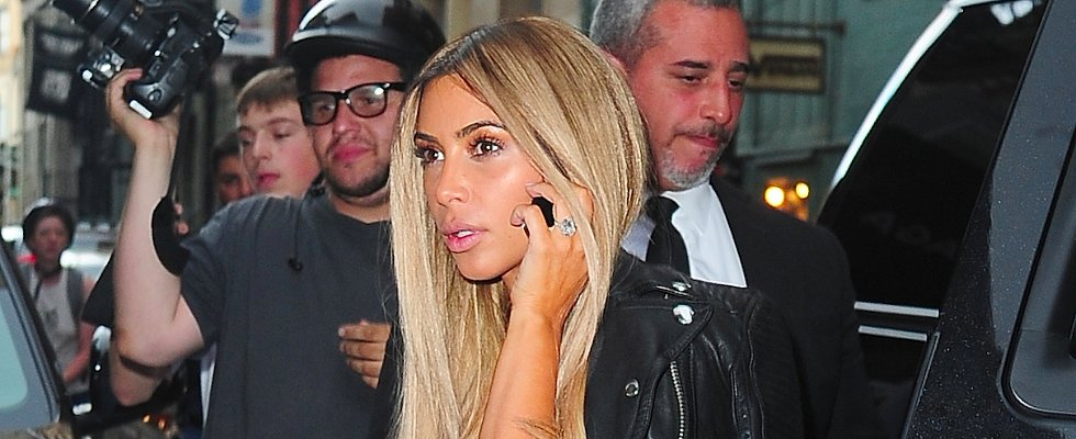 POPSUGAR Shout Out: Did Kim Kardashian Really Wig Out?