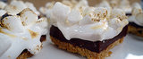 Easy S'mores Bars — No Campfire Needed