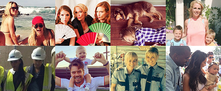 Have Fun With Your Favourite Stars in This Week's Cutest Candids