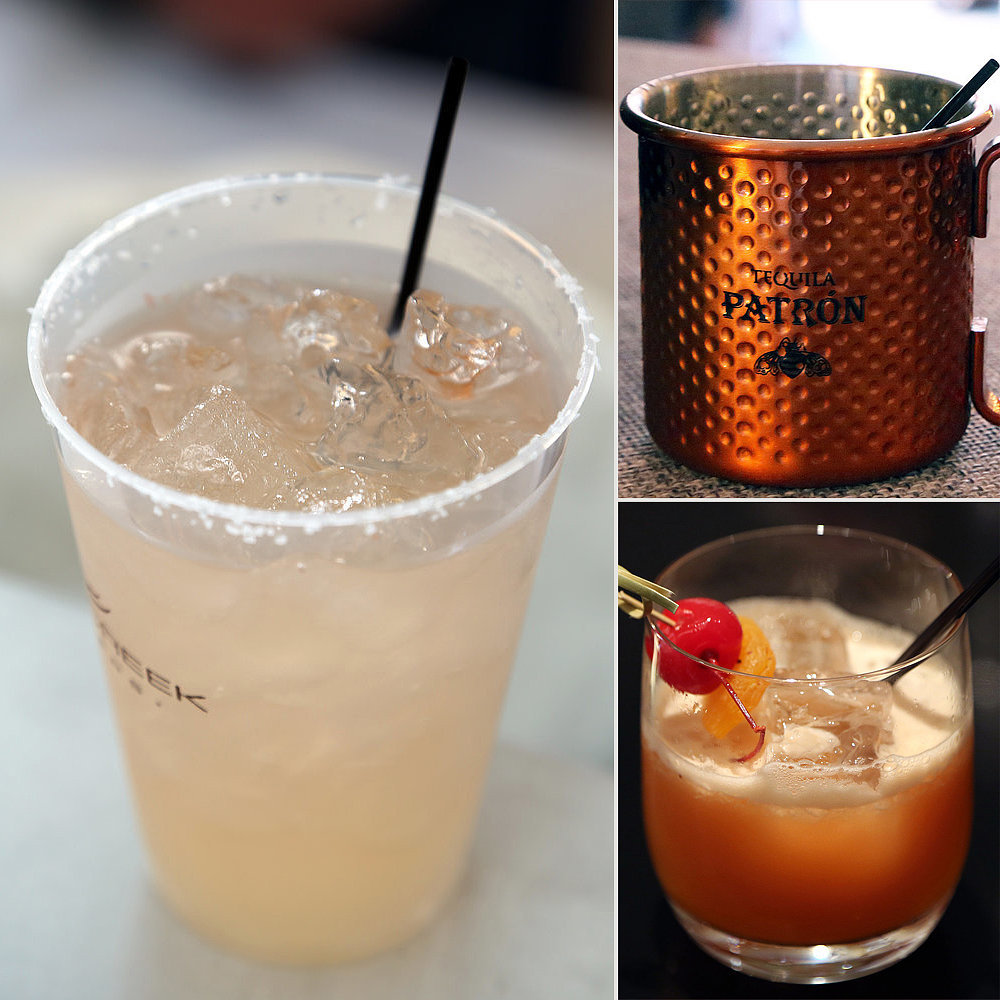 Classic Cocktails With a Booze Swap